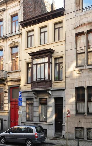 Chaussée de Haecht 268, 2012