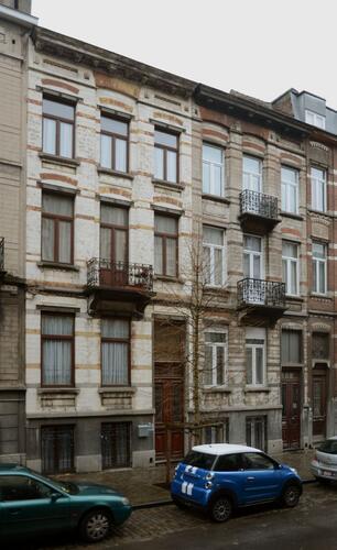 Rue Henri Bergé 26, 28, 2012
