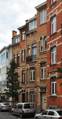 Rue Herman 22 et 20, 2012
