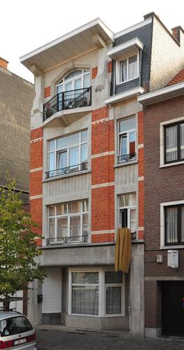 Rue Joseph Brand 104, 2012
