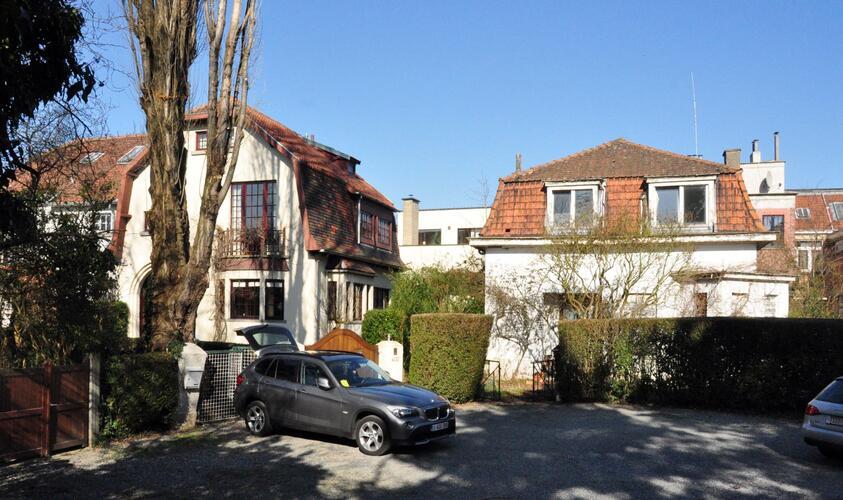 Boulevard Lambermont 398 à 402, 2013