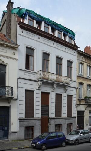 Rue Quinaux 42, 2014