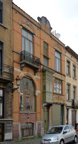 Rue Renkin 90-92, 2014