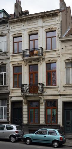 Rue Rubens 23, 2014