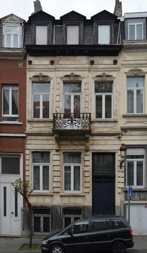 Rue Rubens 38, 2014