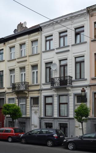 Rubensstraat 72 en 74, 2014
