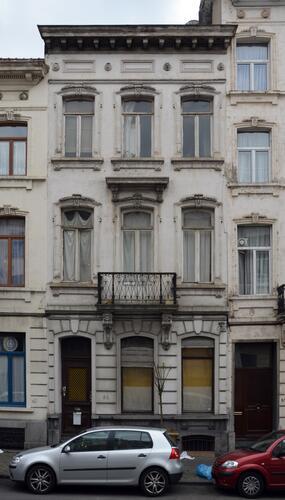 Rue Rubens 85, 2014