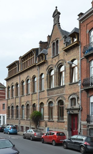 Rue Stephenson 96, 2014