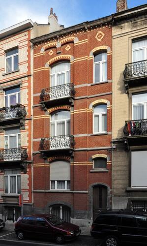 Rue Teniers 9, 2012