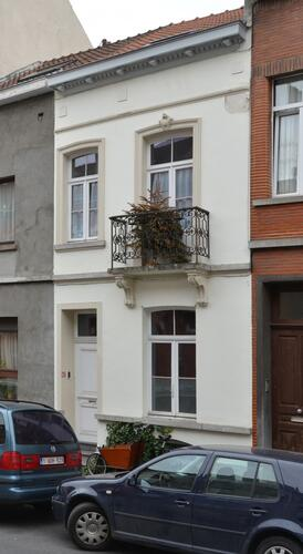 Rue Vanderlinden 147, 2014