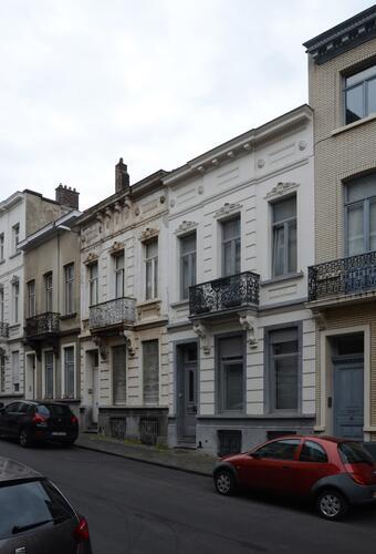 Rue Vandermeersch 69 et 67, 2014