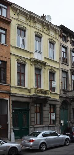 Rue Van Schoor 41, 2014