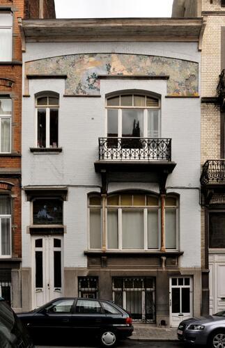 Maison et atelier de l'artiste Alfred Ruytinx