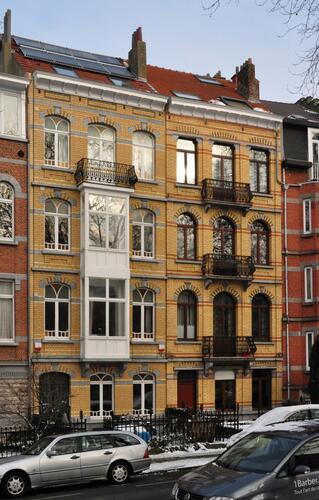 Avenue Voltaire 40 et 42, 2013