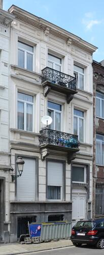Rue Vondel 92, 2014