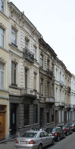Rue De Locht 41 à 35, 2014