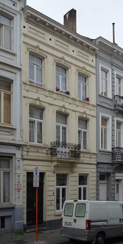 Rue De Locht 49, 2014
