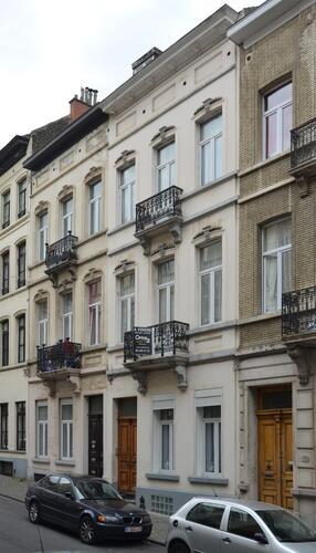 Rue De Locht 111 et 109, 2014