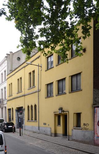 Rue d'Hoogvorst 14, 2014