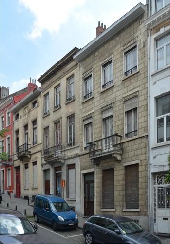Rue Dupont 69 à 65, 2014