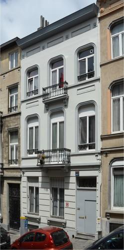Rue Dupont 92, 2014