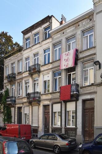 Rue Gaucheret 206 à 202, 2016