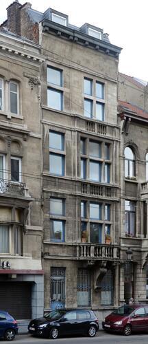 Rue des Palais 8, 2014