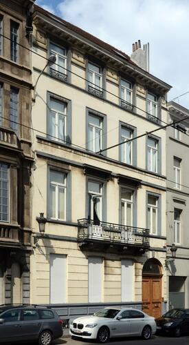 Rue des Palais 14, 2014