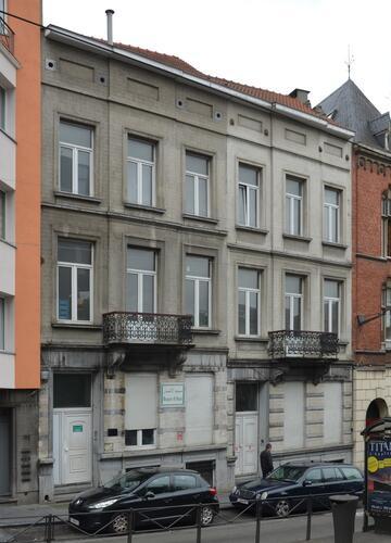 Rue des Palais 124 et 126, 2014