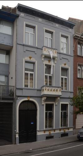 Rue des Palais 151, 2014