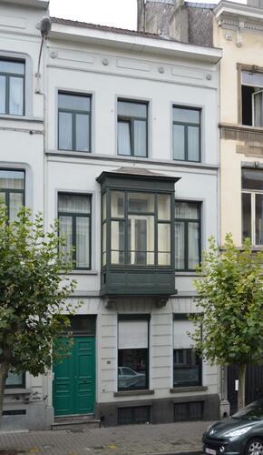 Rue des Palais 152, 2014