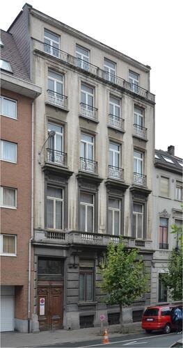 Rue des Palais 186, 2014