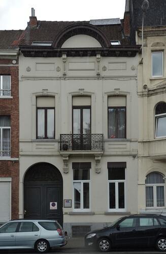 Rue des Palais 248, 2014