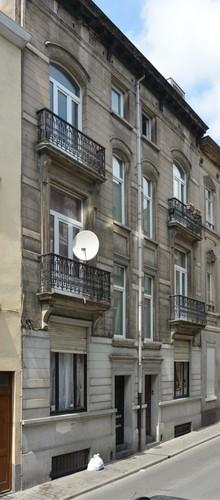 Rue des Plantes 117 et 119, 2014