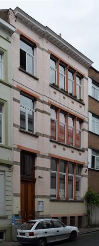 Rue de la Poste 156, 2014