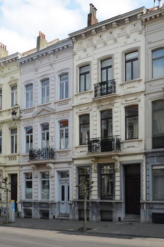Rue Royale Sainte-Marie 104 et 102, 2014