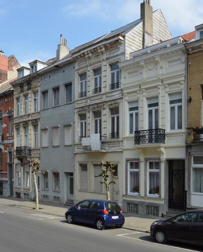 Rue Royale Sainte-Marie 194 à 188, 2014