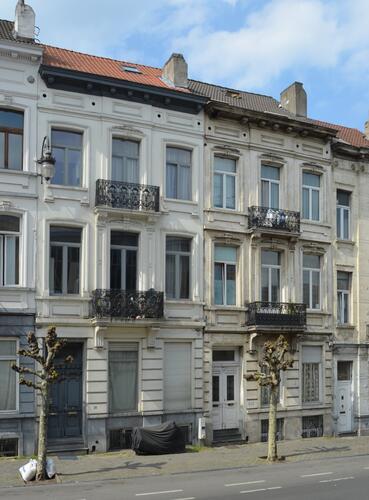 Koninklijke Sint-Mariakerkstraat 211 en 213, 2014