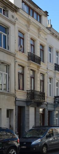 Rue Vandeweyer 13, 2014