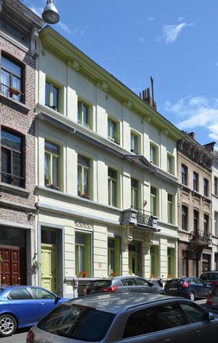 Rue Vandeweyer 100 et 102, 2014