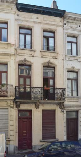 Rue Vandeweyer 103, 2014