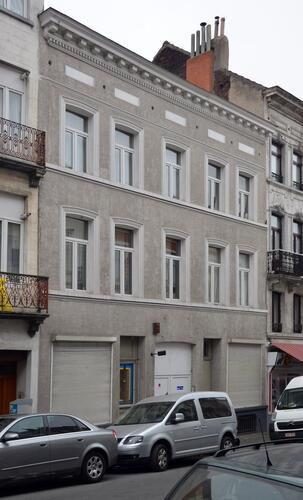 Rue de la Consolation 7-9 et 5, 2012