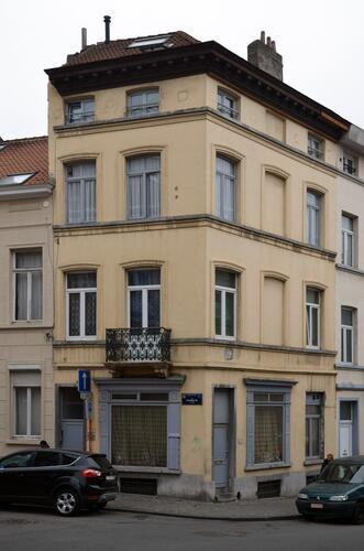 Rue de la Consolation 43, 2012