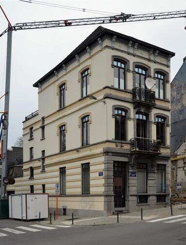 Rue de la Consolation 56, 2012