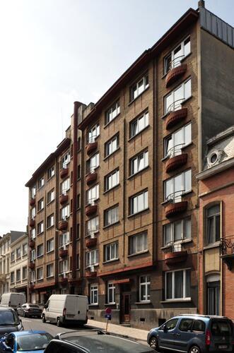 Rue de la Consolation 73-75-77, 2012