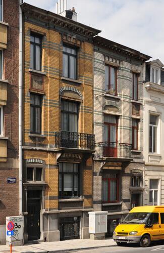 Rue de la Consolation 87 et 85, 2012