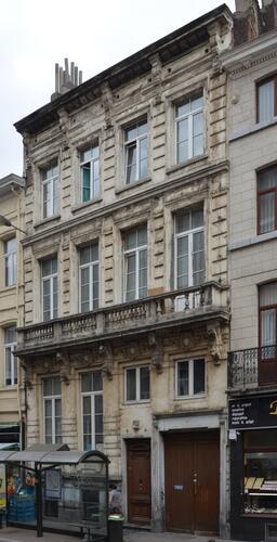 Rue des Coteaux 199-201, 2014