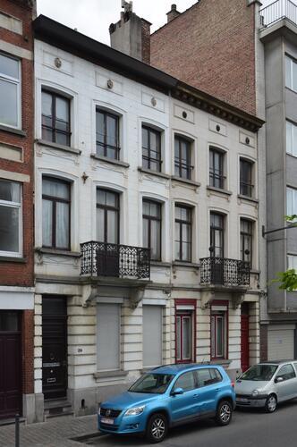 Wijnheuvelenstraat 224 en 222, 2014