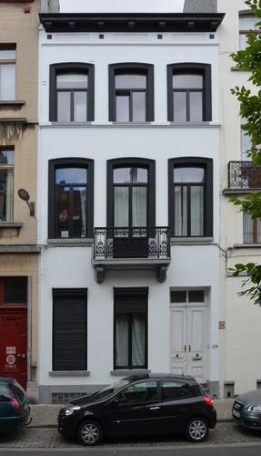 Rue des Coteaux 276, 2014