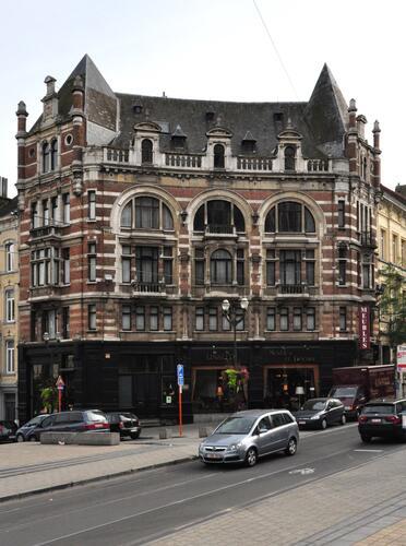Avenue Louis Bertrand 1-3, 2